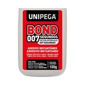 Adesivo Inst Bond 007 100G EXP0535.0008 Unipega