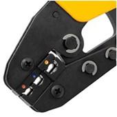 Alicate Prensa Terminais Fios e Cabos 0,5mm à 0,6mm AP 056 Vonder