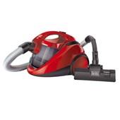 Aspirador De Pó Vermelho A4V-B2 220V Black Decker