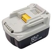 Bateria Bh1220 12v 2.0Ah Ni-Mh Makita