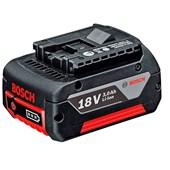 Bateria De Lítio 18v 3.0 com indicador de bateria GBA 18V 3.0 AH Bosch