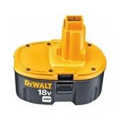 Bateria Furadeira Parafusadeira Dc9096 Dewalt 18v Nicd 2.4ah