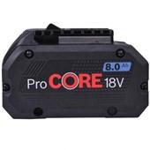 Bateria Pro-Core 18v 8 A.H Professional Bosch