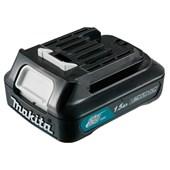 Bateria Recarregável BL1016 12V Max 1.5Ah Makita