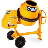 Betoneira CS 250 litros monofásica CSM
