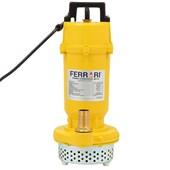 Bomba DÁgua Submersa Para Água Suja 1/2CV BS-16 AAB1040002 110V Ferrari