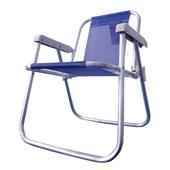Cadeira Alta Infantil em Alumínio - Botafogo