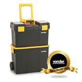 Caixa Plástica com Rodas CRV 0300 Vonder