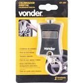 Calibrador Digital de Pneus CD 100 Vonder