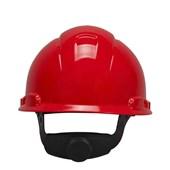 Capacete segurança vermelho c/ Carneira CA29638