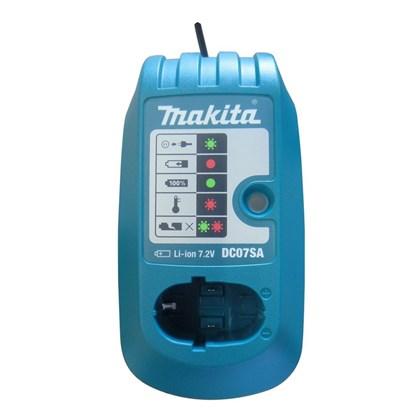 Carregador de Bateria 7.2v DC07SA Makita