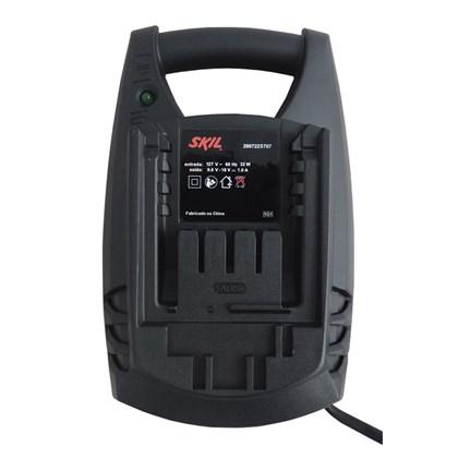 Carregador De Bateria 9,6 18v 110v Skil