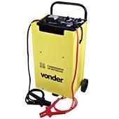 Carregador de Bateria Rápido e Lento 12/24v CBV 5200 Bivolt Vonder