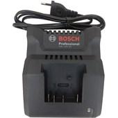 Carregador rápido GAL 18V-20 para baterias de 18V Bivolt Bosch