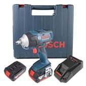 "Chave de Impacto 1/2"" GDS 18 V-EC 250 Bosch"
