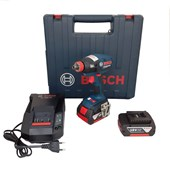 Chave de Impacto 1/2 GDX 18 V-EC Bosch