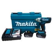 Chave de Impacto a Bateria 18v Bivolt  DTW190RFE - Makita