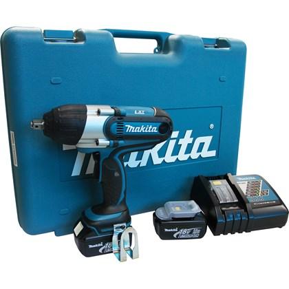 Chave de Impacto a Bateria 18V DTW450 Bivolt Makita