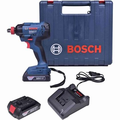Chave de Impacto Bateria 18V-LI 19G5 BIVOLT - Bosch