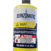 Cilindro de Gás Mapp 400g para Maçarico Bernzomatic