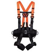 Cinturão Paraquedista / Abdominal Eletricista Engate Automático  MULT1891  MG CINTO