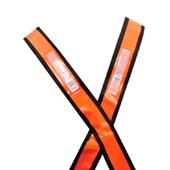 Colete Refletivo Laranja/Branco WPS2110 ProSafety