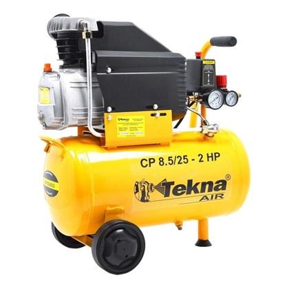 Compressor de Ar 2,0 HP 24 Litros 8,5 Pés CP8525  TEKNA