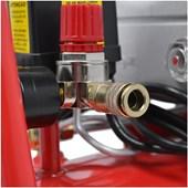 Compressor de Ar 8,8 Pés 50L 2,5HP Monofásico Motomil