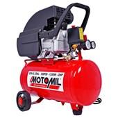 Compressor de Ar CMI 8,7/24L 2Hp Bivolt Motomil