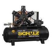 Compressor de Ar de Pistão Forte MSWV 60 Pés 425L Motor Aberto Schulz