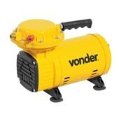 Compressor de Ar Direto 1/2HP 2,3PCM Com Kit Pintura Bivolt Vonder