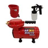 Compressor De Ar Direto 40Psi Com Kit Bivolt  Chiaperini