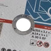 Disco de Corte  14 Pol. com 2 Telas GR30   BOSCH
