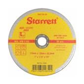 """Disco de Corte 7"""" 178mm DAC180-24 Starrett"""