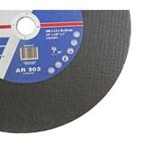 Disco de Corte AR302 300 x 3,2 x 25,4mm Norton