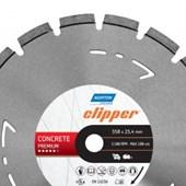 Disco de Corte Diamantado 350mm Clipper Concreto Norton