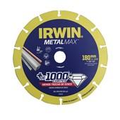 """Disco de Corte Diamantado 7X7/8"""" Para Metais Metalmax 1998846 Irwin"""