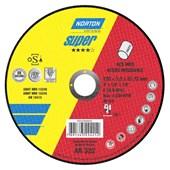 Disco de Corte Inox 230x3x22,23mm AR 332 Norton