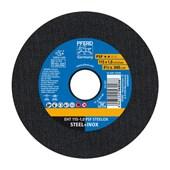 Disco de Corte Para Aço 115x1,0 61730100 PSF STEELOX PFERD