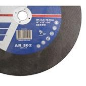 Disco de Corte para Aço AR302 254 x 3,2 x 19,10mm Norton