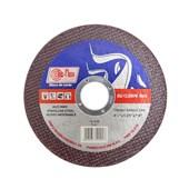 "Disco de Corte para Inox 4.1/2x1,0x 7/8"" Ouro Disflex"