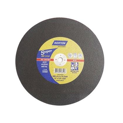 Disco de Corte para Metais AR312 300 x 3,2 x 15,9mm Norton