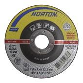 Disco de Desbaste para Alumínio 115x6,4x22,22mm BDA620 Norton