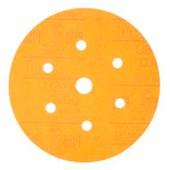 Disco de Lixa Grão P320 152mm 7 Furos 3M