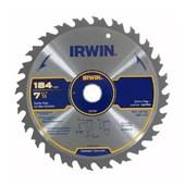 """Disco de Serra Circular 7.1/4"""" 18D IW14106 Irwin"""