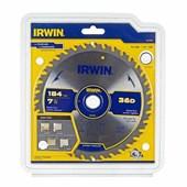 "Disco de Serra Circular 7.1/4"" 36D Corte Rápido IW14108 Irwin"