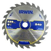 "Disco de Serra Circular 9.1/4"" 24D Corte Rápido IW14111 Irwin"