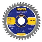 Disco de Serra Circular Multicorte 110X1,5X20MM 40D 1863683 Irwin