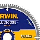 Disco de Serra Circular Multicorte 250X2,2X30MM 100D 363021LA Irwin