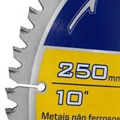 Disco de Serra Circular Multicorte 250X2,2X30MM 80D 15199 Irwin